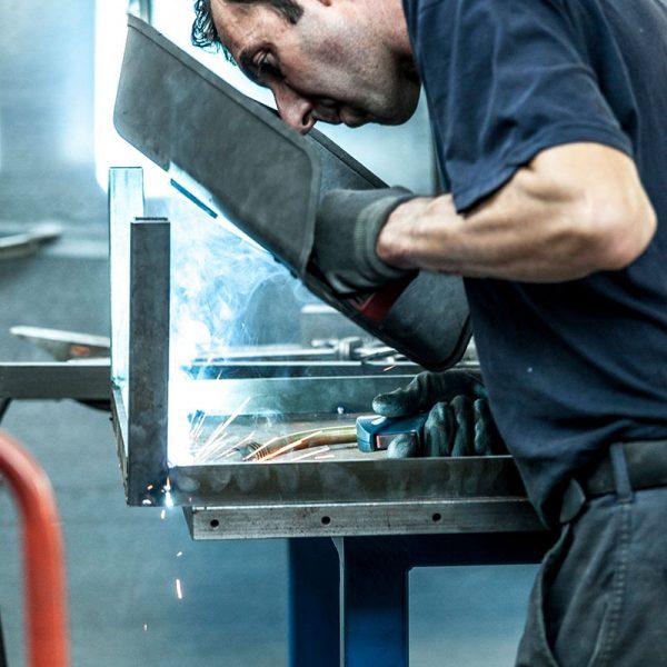 Lavorazioni di carpenteria - CAM