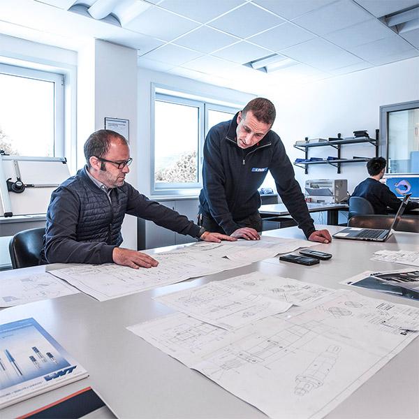 Servizio di co-design e progettazione - CAM Srl